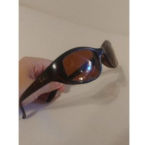 Ray Ban Tortoise Shell 90's Style Sunglasses